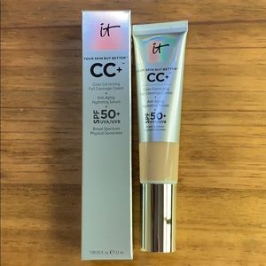 It Cosmetics CC+ foundation